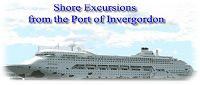 Shore Excursions and day tours..